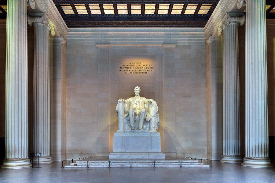 Washington - Lincolnův památník