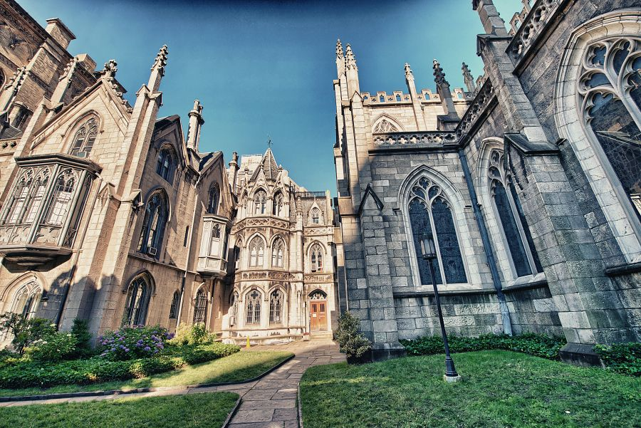 New York - Trinity Church