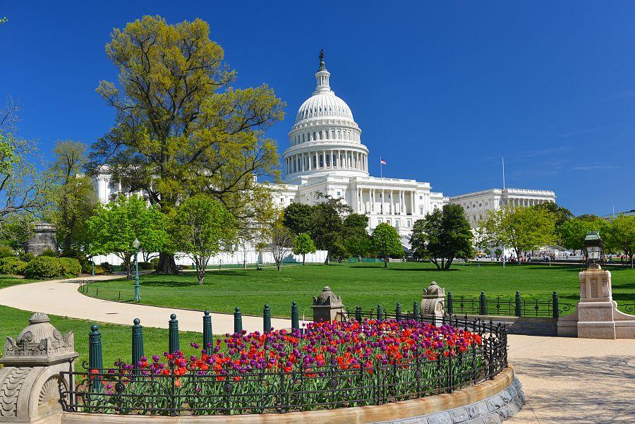 Washington - Kapitol