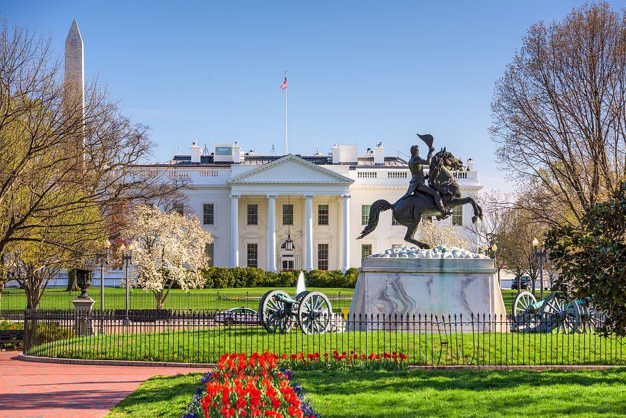 Washington - Bílý dům