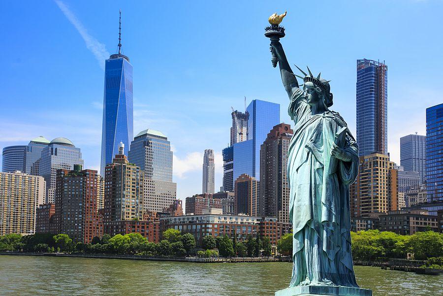 New York - Socha Svobody