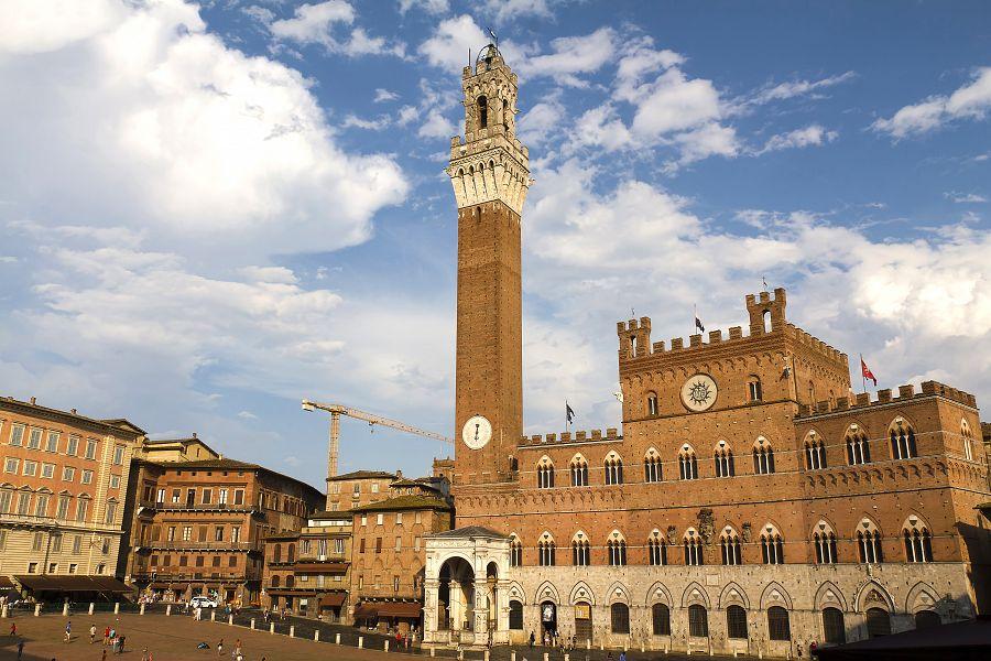 Siena - Palazzo Pubblico