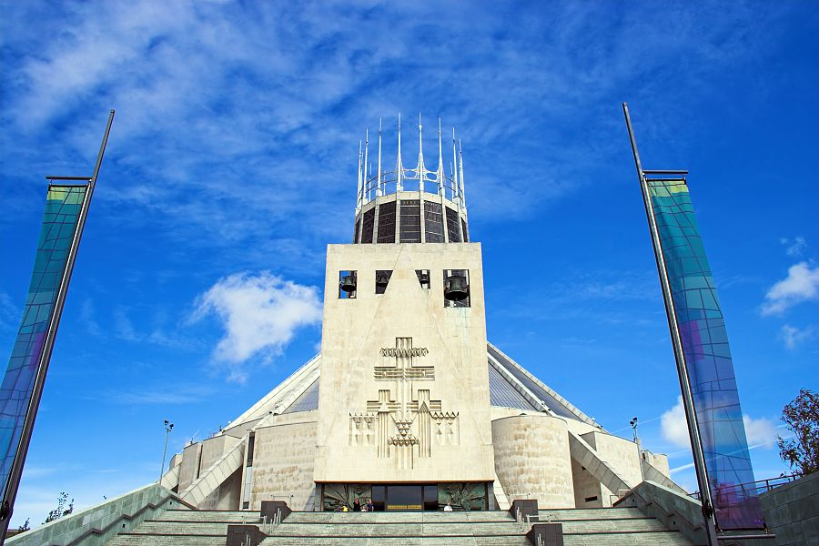 Metropolitan Cathedral Liverpool