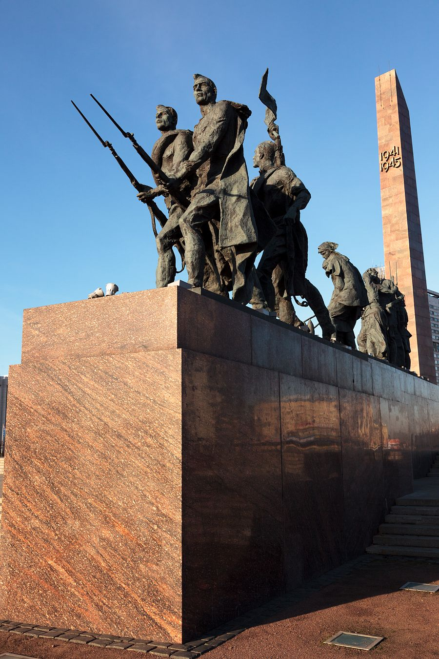 Památník obránců Leningradu