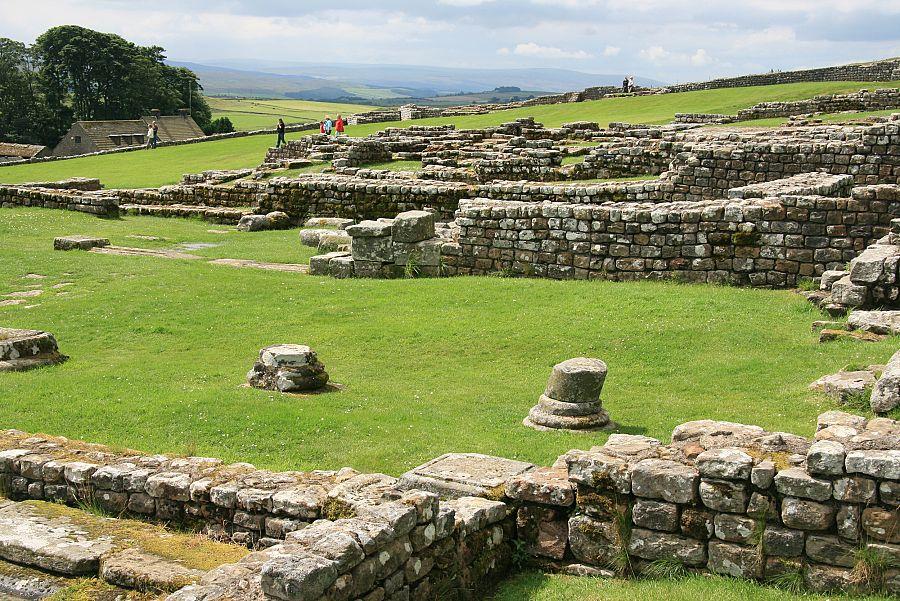 Hadrian\'s wall fragment
