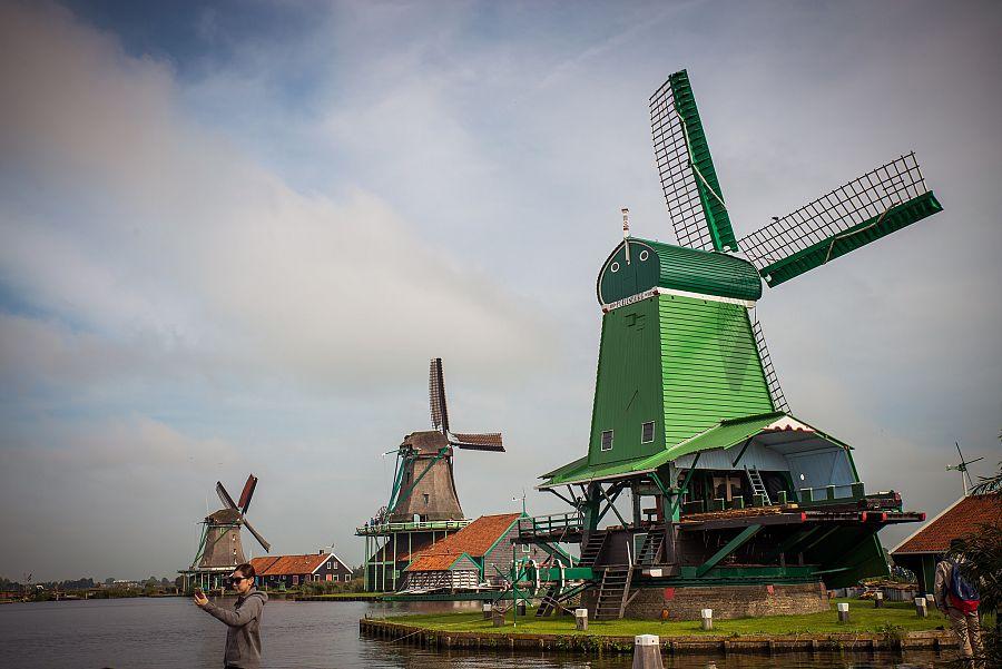 Holandsko_Zaanse_Schans_mlyny_Radynacestu_Pavel_Spurek.jpg
