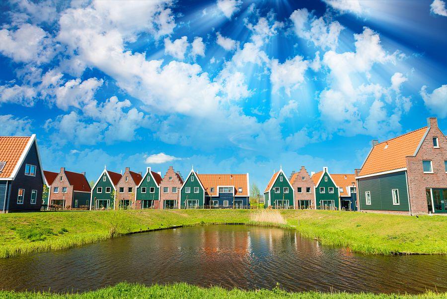 Holandsko - Volendam