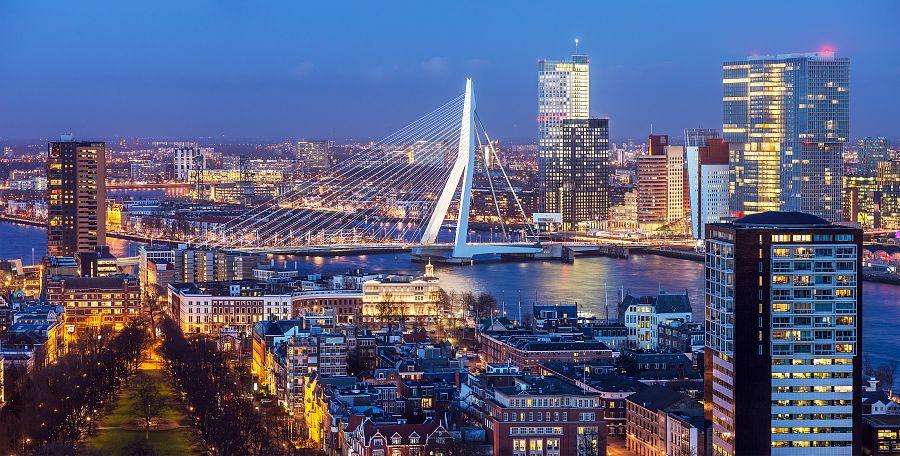 Holandsko - Rotterdam