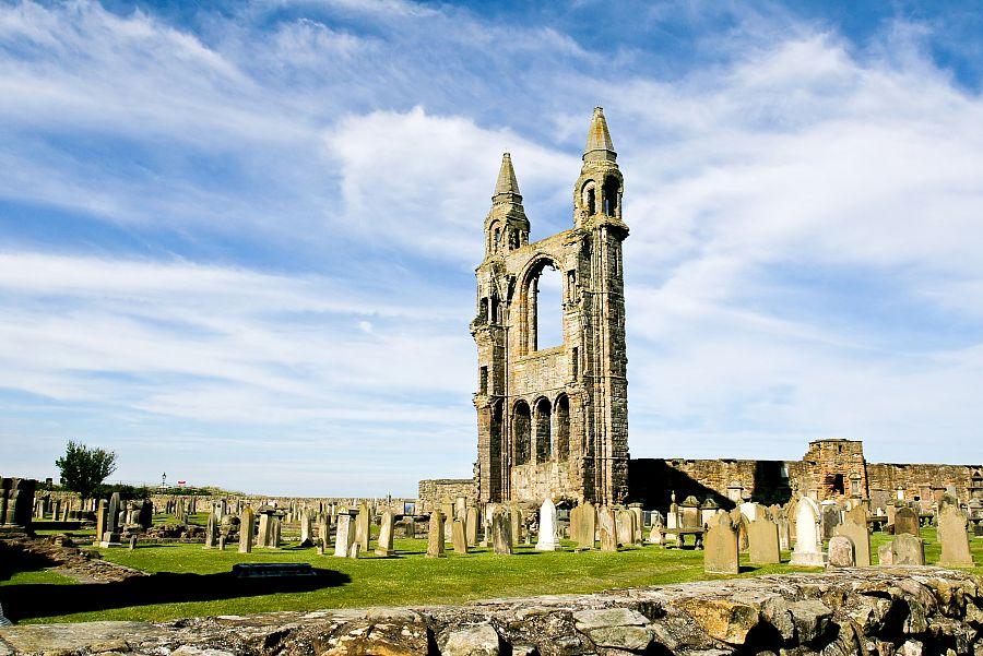 St. Andrews - klášter