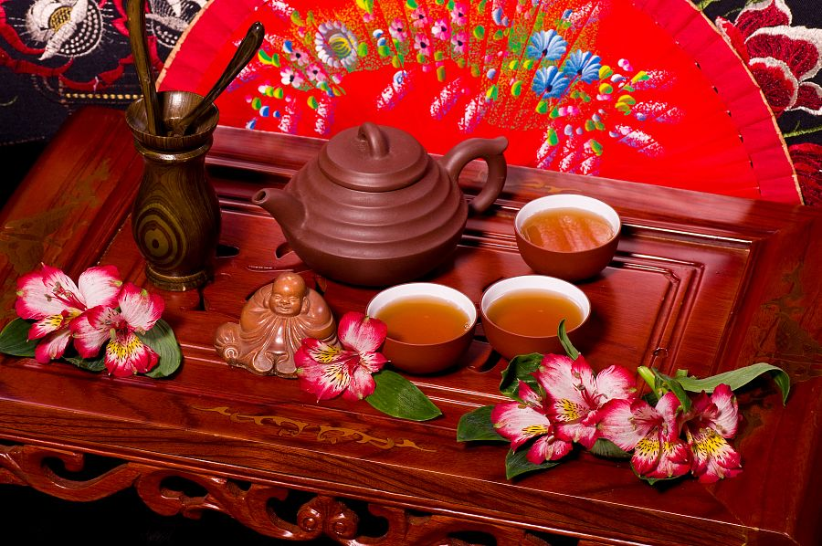Japonsko - čajový obřad