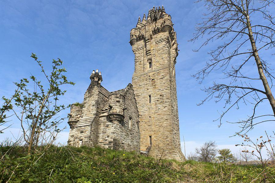 Skotsko - Stirling