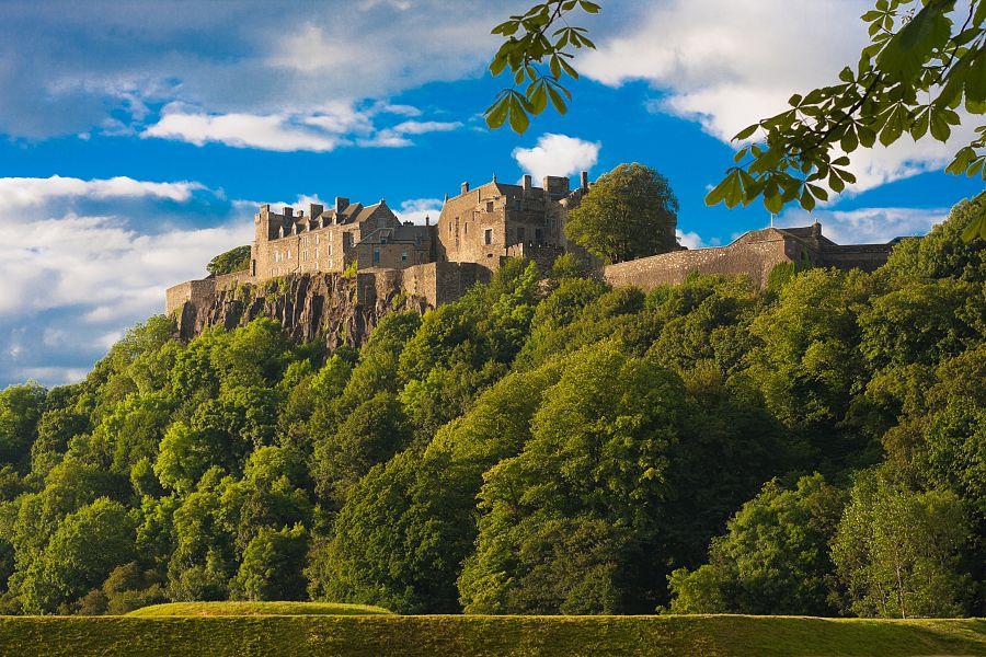 Skotsko - Stirlingský hrad