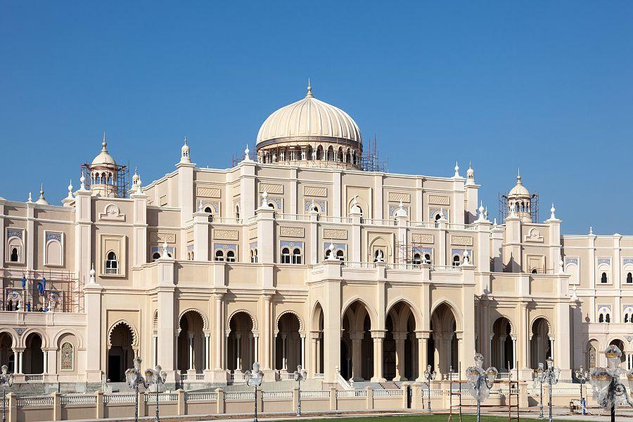 Budova vlády v Sharjah