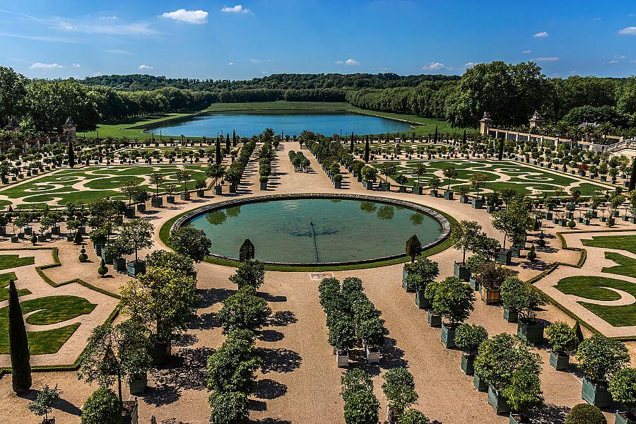 Oranžérie Versailles