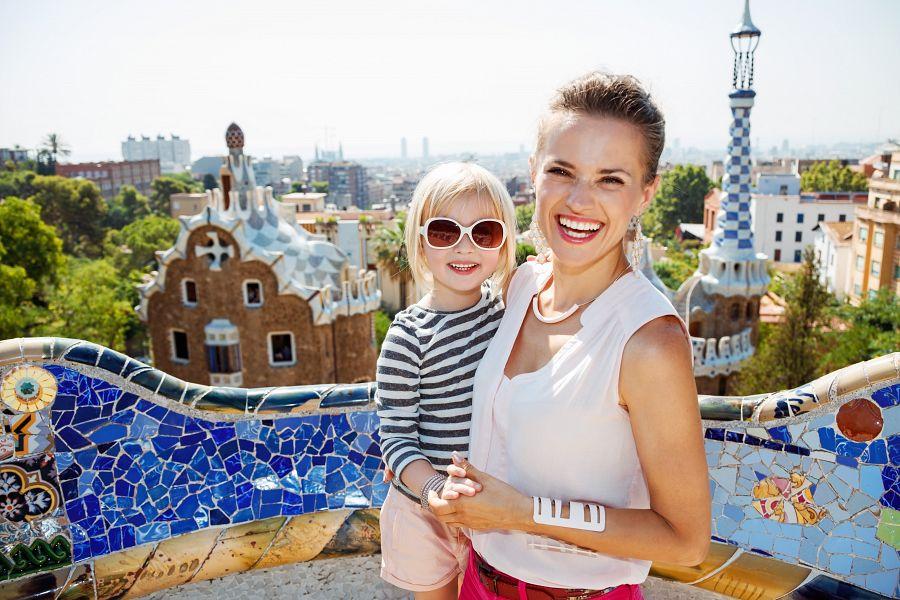 Barcelona pro rodiče a děti (letecky z Prahy)