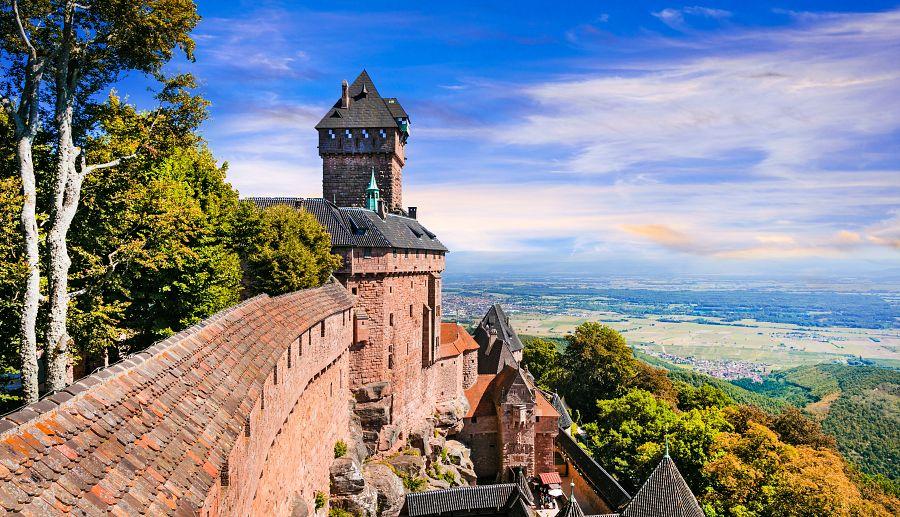 Haut-Koenigsbourg