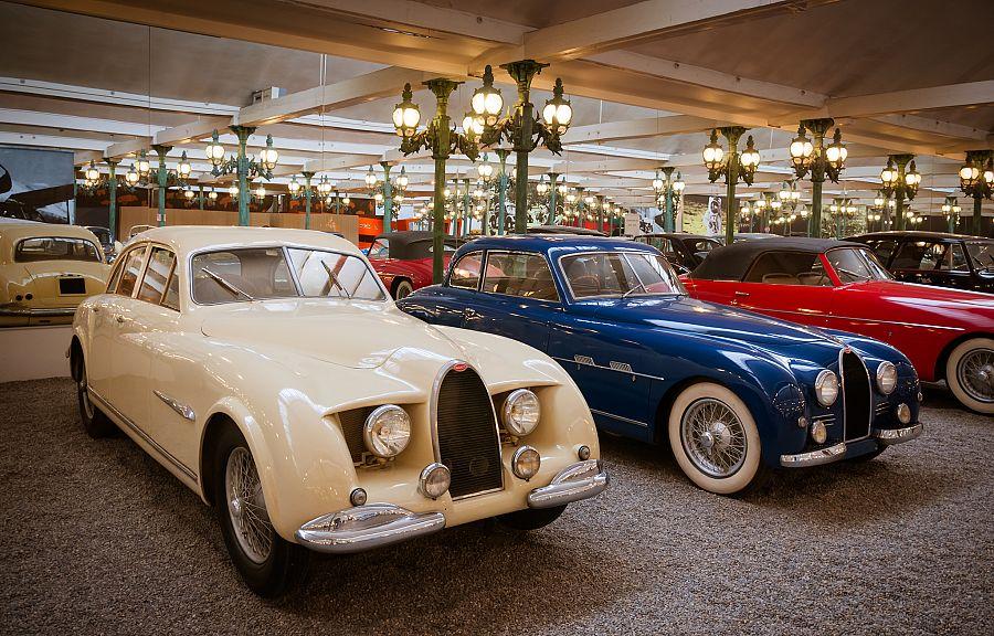 Mylhuzy muzeum automobilů