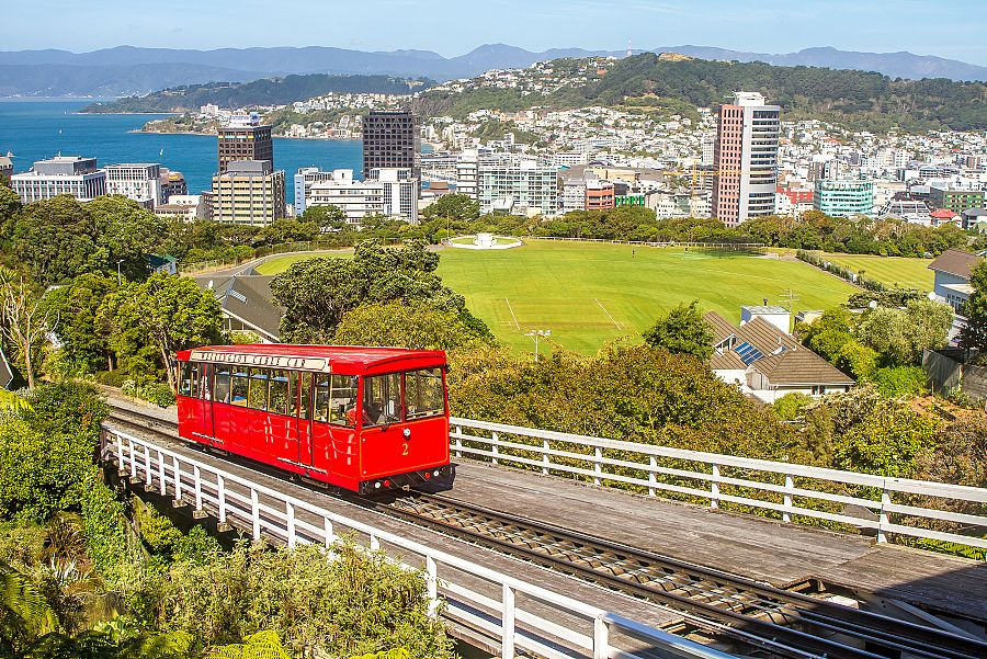 New Zealand - Wellington