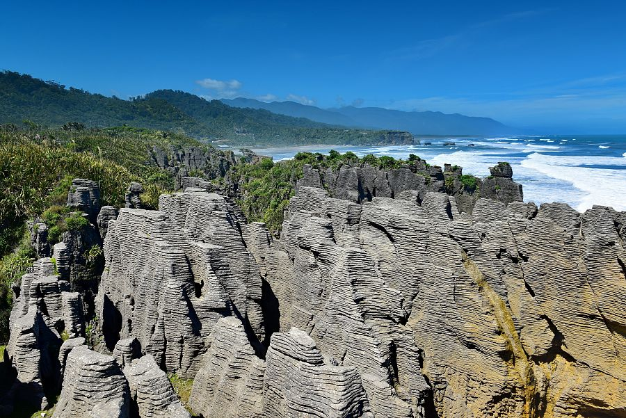New Zealand - Punakaiki