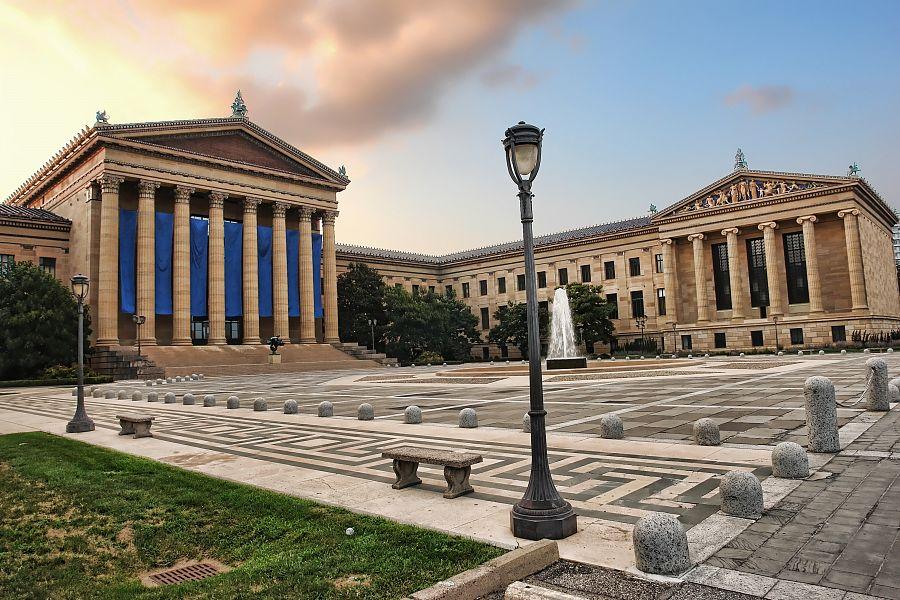 Umělecké muzeum ve Philadelphii