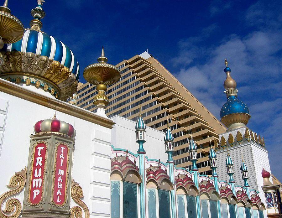 Taj Mahal Casino Atlantic City