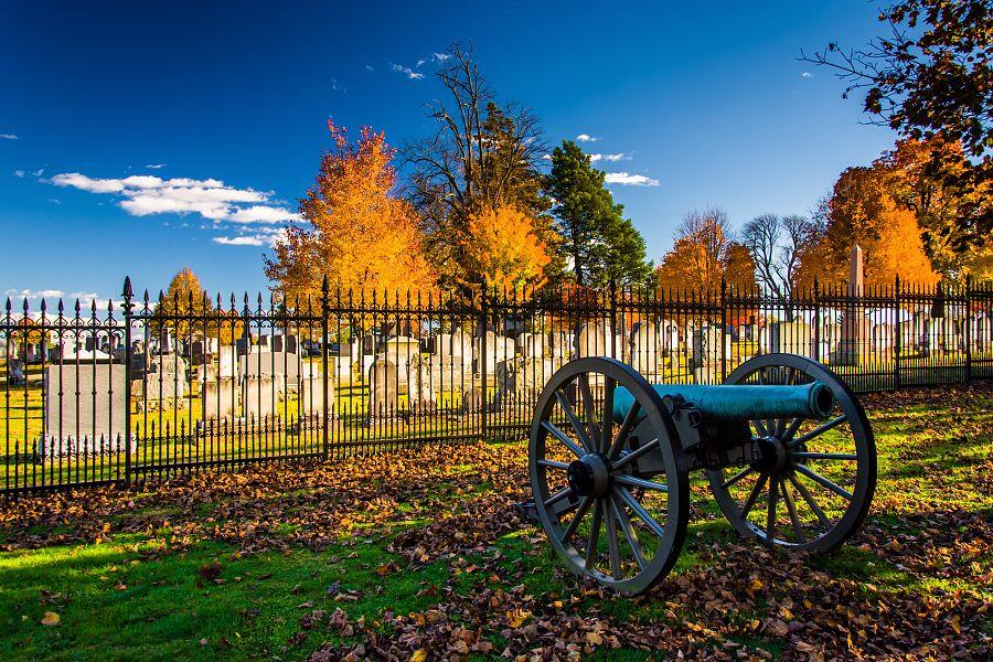 Gettysburg, Philadelphia