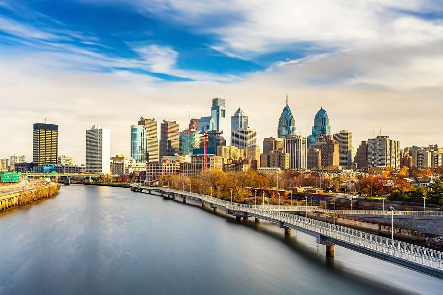 Panorama Philadelphie