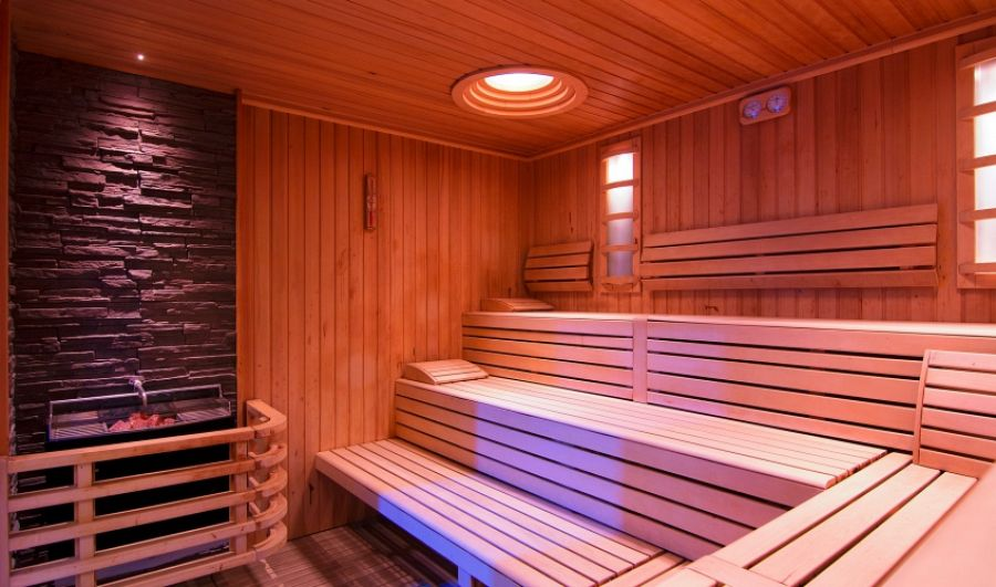 Hotel Vivat - saunový svět