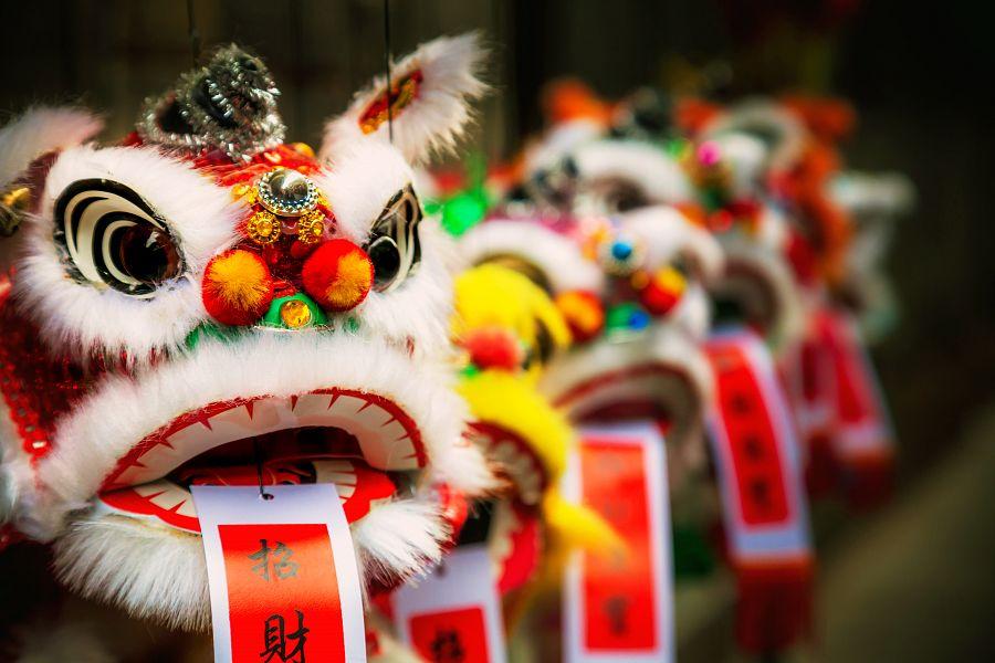 New York - Čínský nový rok