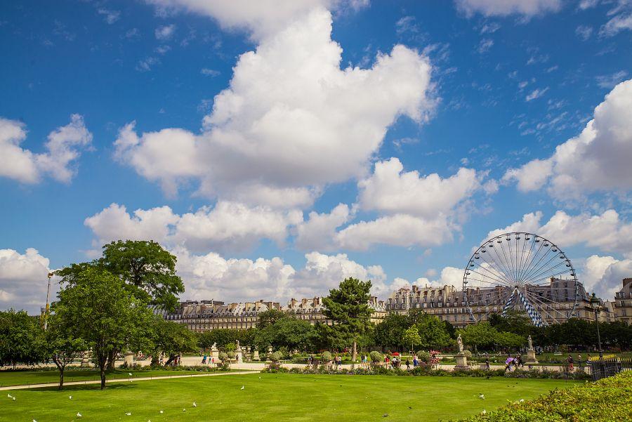 Tuilerisjké zahrady