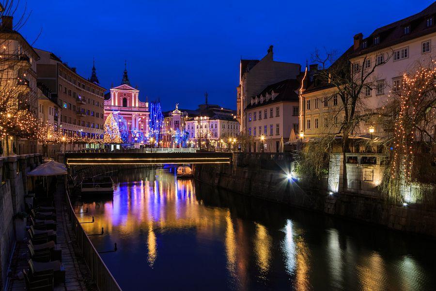 Adventní Lublaň