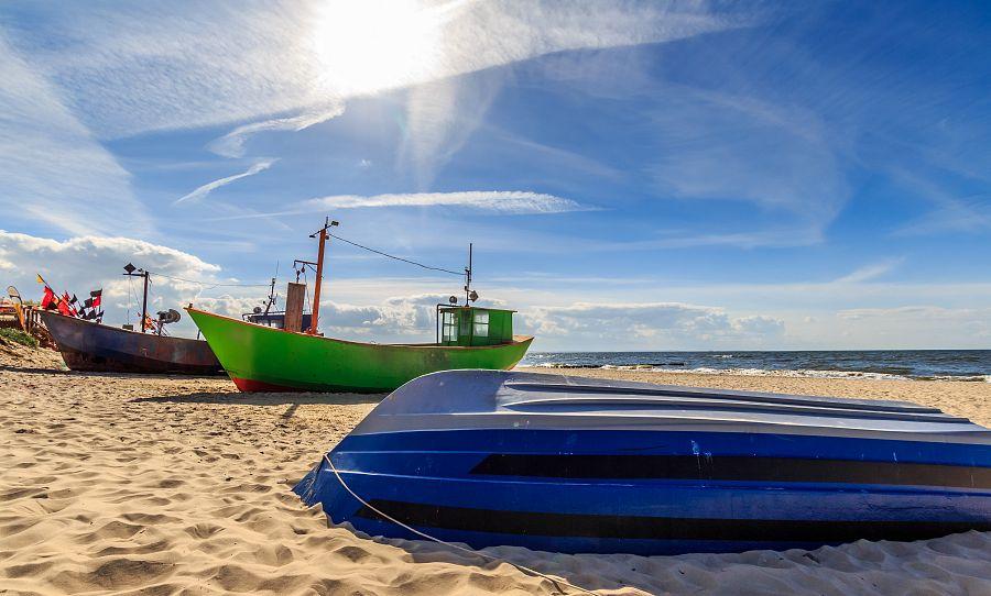 Rybářské loďky miedzyzdroje.jpg