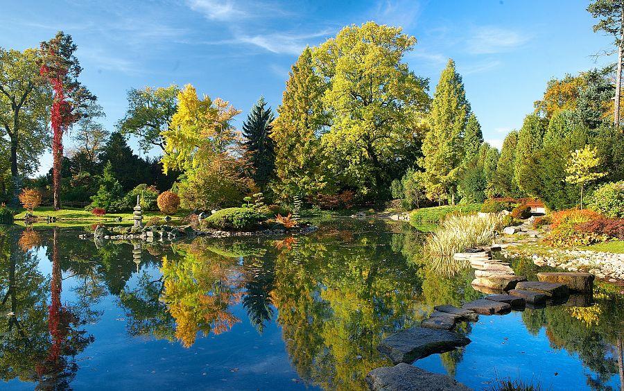 Botanická zahrada ve Wroclawi