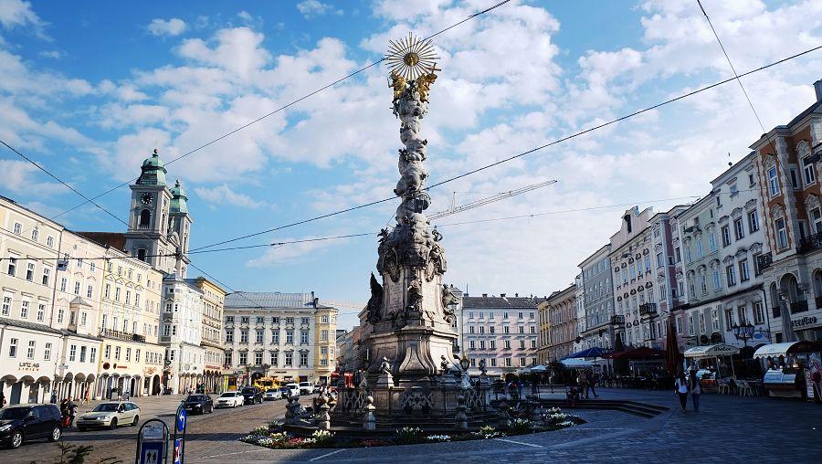 Hlavní náměstí, Linz
