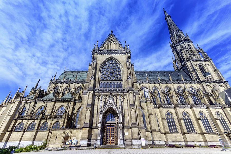 Hlavní katedrála, Linz