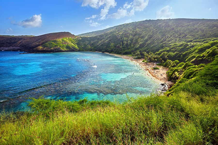 Paradise Hanauma Bay, Hawaii