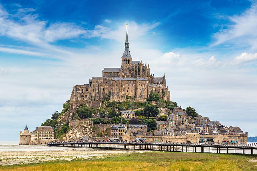 To nejkrásnější z Normandie + PAŘÍŽ (letecky z Ostravy  Krakova)