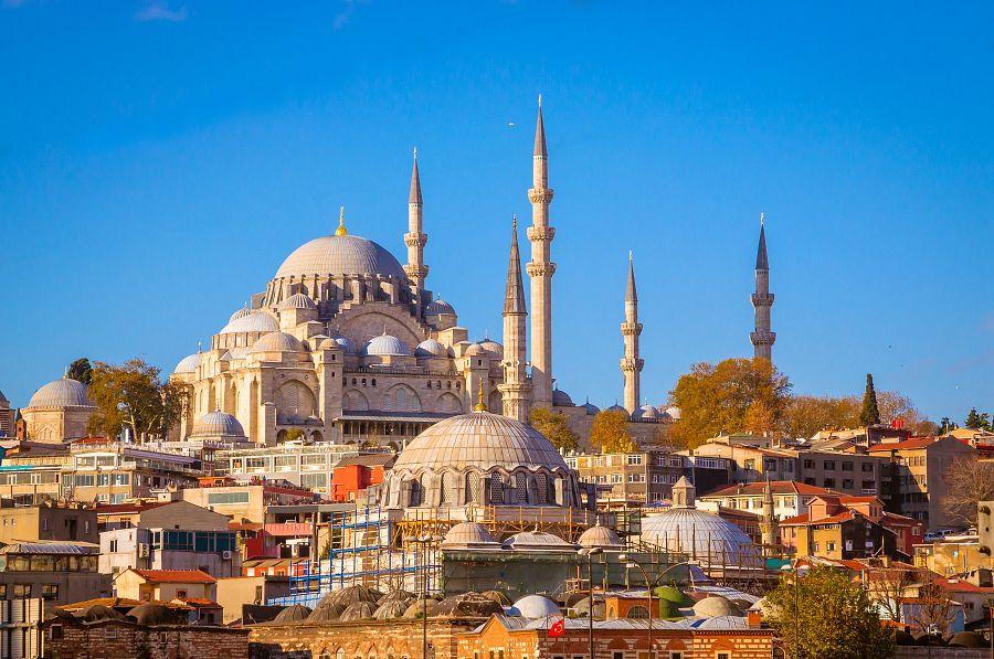 Suleymanova mešita