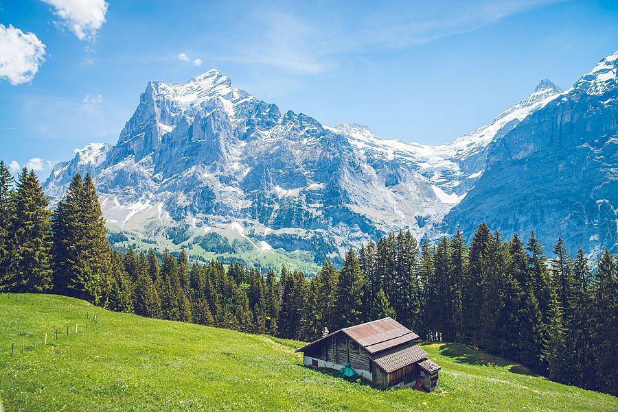 Švýcarsko First 5