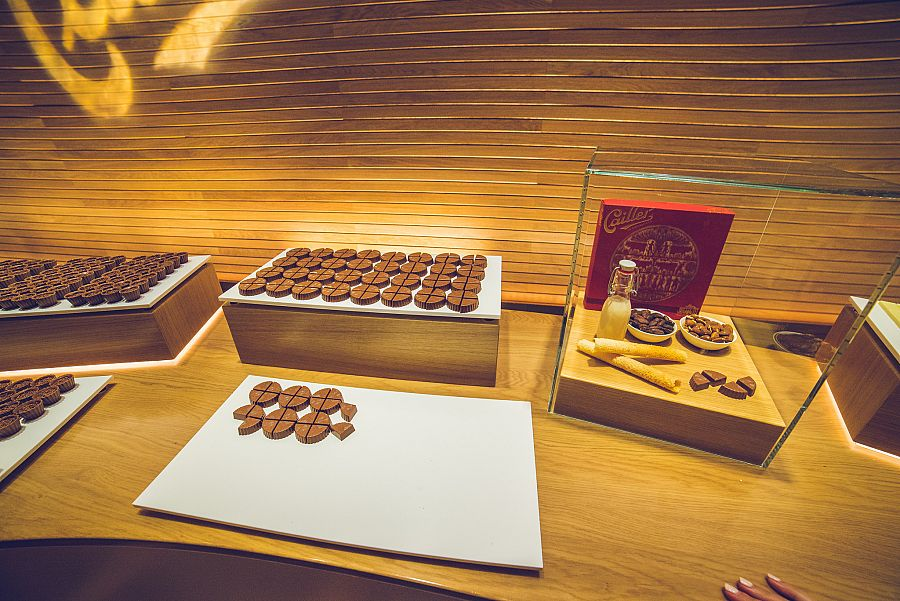 Švýcarsko čokoládovna 3