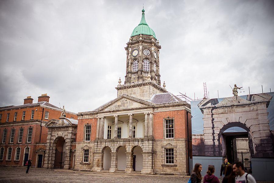 Dublin Dublinsky hrad